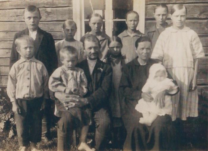 Kyllösten perhe