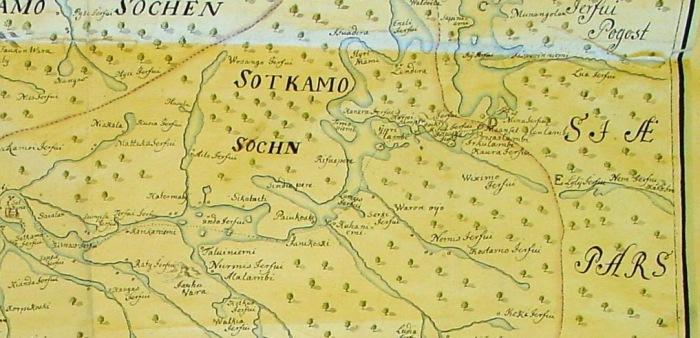 Vuodelta 1650