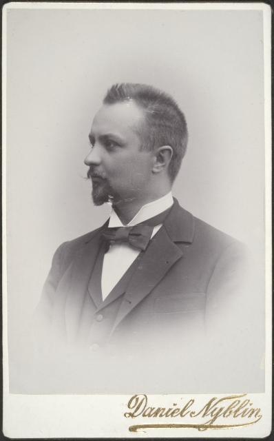 Benjamin-Frosterus