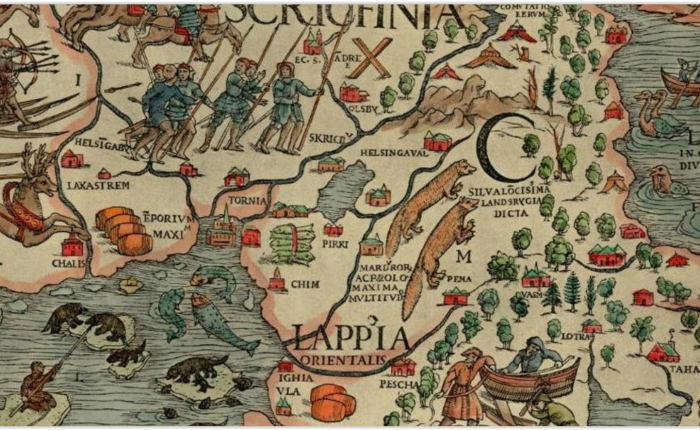 Kvenland – Kainuu, historiallinen janykyinen